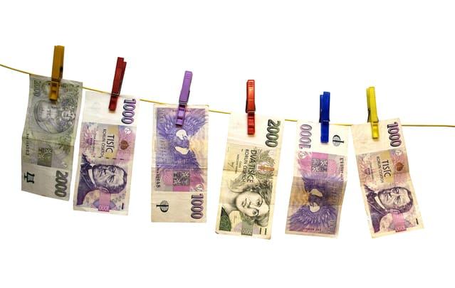 Poškozené bankovky