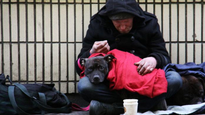 Bezdomovci v ČR